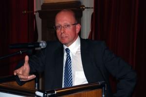 Jan Metzger, Intendant von Radio Bremen (Foto: Ulrich Spies)