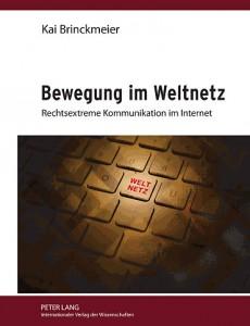 """Buchcover der Dissertation von Kai Brinckmeier """"Bewegung im Weltnetz"""""""