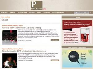 Publikative.org Screenshot