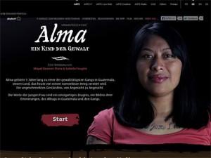 Screenshot Alma