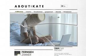 "Screenshot ""About Kate"""