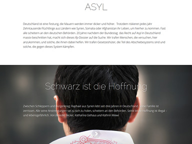 "Screenshot ""ASYL"""