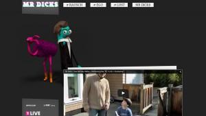"""Screenshot """"Mr. Dicks"""" Preisträger beim Grimme-Preis 2015"""