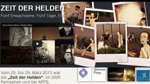 """Screenshot """"Zeit der Helden"""", Preisträger beim Grimme-Preis 2014."""
