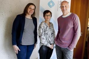 """Das Team von """"Onkel Willi""""des WDR; Foto: Grimme-Institut / Jens Becker"""