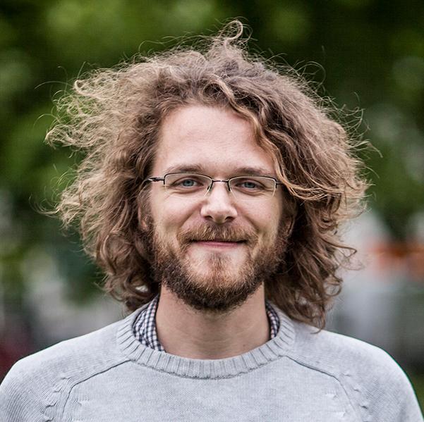 "Arne Semstott von ""FragDenStaat.de""; Foto: Privat"
