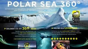 """Screenshot """"Polar Sea 360°"""""""
