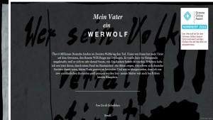 """Screenshot """"Mein Vater, ein Werwolf"""""""