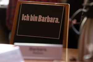 Barbara will anonym bleiben! Foto: Grimme-Institut/Rainer Keuenhof