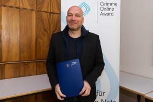 Nominierung - Grimme Online Award 2016