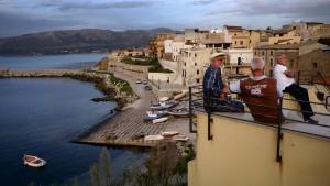 Blick über die Küste Trappetos. Foto: Stephan Morgenstern
