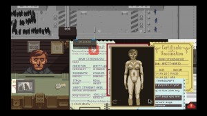 "Screenshot aus ""Papers, Please"""