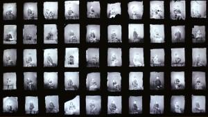 Fotos die John Langdon Down ab 1862 im Earlswood Heim für Menschen mit geistiger Behinderung machte. Foto: Vera Lisakowski