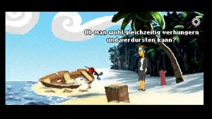 "Screenshot – Game Royal 2, ""The Secret of Jannis Island"""