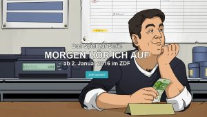 """Screenshot – Spiel zur Serie """"Morgen hör ich auf"""""""