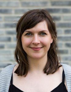 Redakteurin und Autorin Isabelle Klein. Foto: detektor.fm