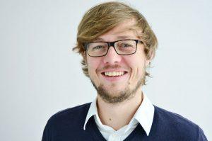 Redakteur und Interviewpartner Thierry Brackes. Foto: Thierry Brackes