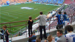 Auf der Suche nach einem neuen Lieblingsverein im Stadion - der Wochenendrebell