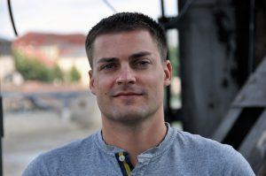 Martin Hofmann, Mitgründer von der Resi-App. Foto: Dietz Schwiesau
