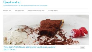 "Screenshot ""Quark und so"""