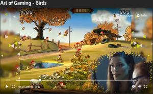 """Screenshot """"Art of Gaming"""""""