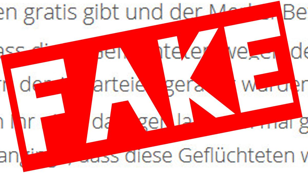 """""""Fake""""-Stempel auf Schrift. Montage: Grimme-Institut"""