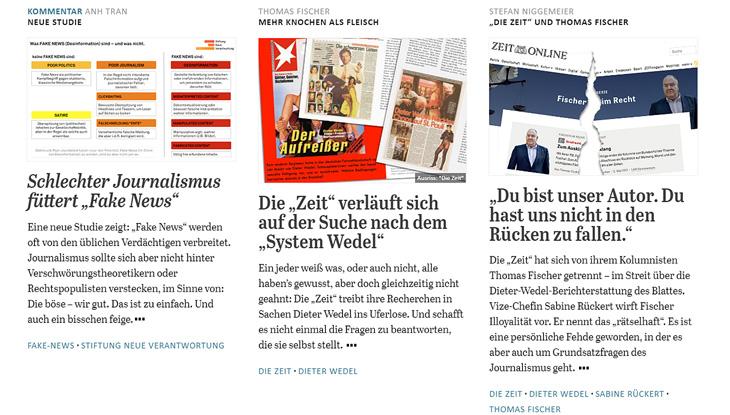 """Screenshot: Website """"Übermedien"""""""