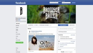"Screenshot von ""Bohemian Browser Ballett"""