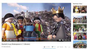 "Screenshot vom Video ""Macbeth to go (Shakespeare in 11 Minuten)"""