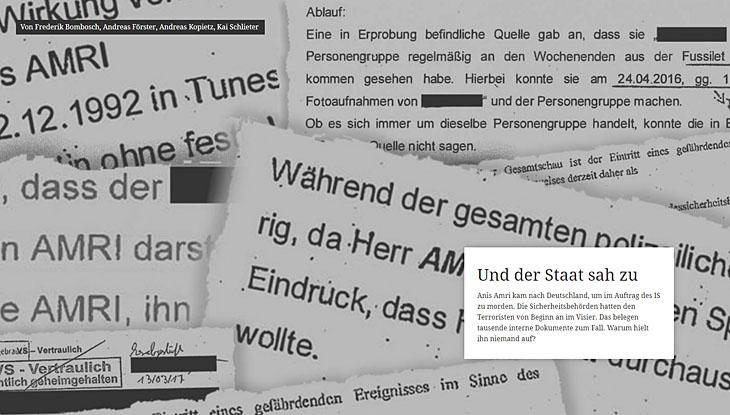 """Screenshot: Wänste """"Die Akte Amri"""""""