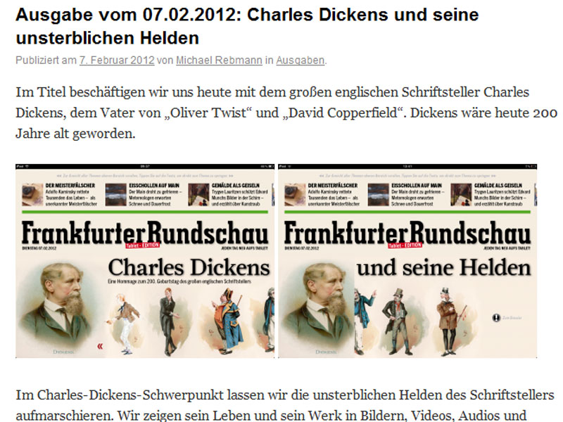 Screenshot: fr-tablet.de/
