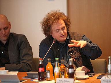 Stefan Malzew Foto: Grimme-Institut / Arkadiusz Goniwiecha