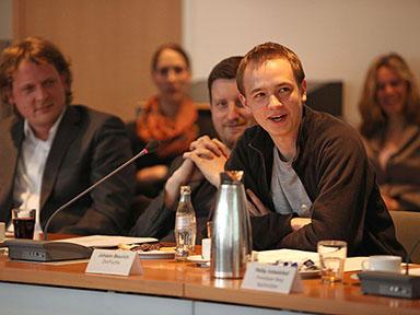 Johann Beurich Foto: Grimme-Institut / Arkadiusz Goniwiecha