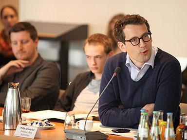 Philipp Schwörbel Foto: Grimme-Institut/Arkadiusz