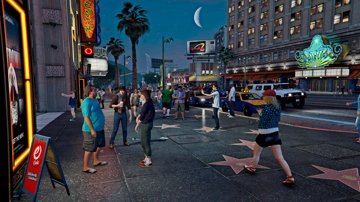 """Screenshot aus """"Grand Theft Auto V"""""""