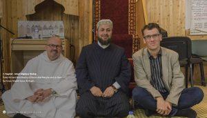 """Screenshot: Website """"Eine Kirche wird zu Moschee"""""""