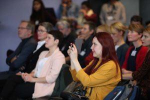 Saalpublikum beim Social Community Day 2018, Foto: Georg Jorczyc/Grimme-Institut