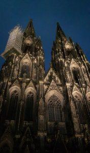 Dom Köln Foto: Vera Lisakowski