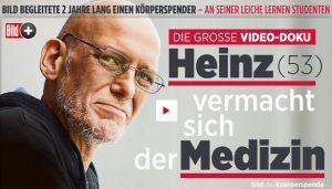 Screenshot: Heinz vermacht sich der Medizin