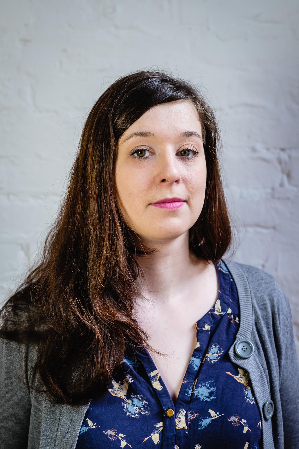 Porträtfoto von Karolin Schwarz