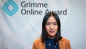 Porträt von Minh Tu auf dem Grimme Online Award