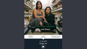 """Schreenshot von """"Rice and Shine"""", nominiert 2019 in der Kategorie Kultur und Unterhaltung."""