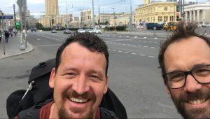 """Moritz Gathmann und Christian Frey, Blogger von """"Buterbrod und Spiele"""" Nominierten für den Grimme Online Award 2019"""