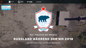 Screenshot: Website Buterbrod und Spiele