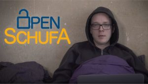 Screenshot OpenSCHUFA