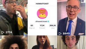 Profilübersicht und Beispielvideos von HAWAIITOAST