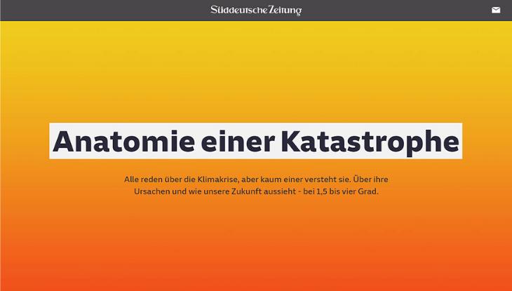 """Screenshot von """"Anatomie einer Katastrophe"""""""