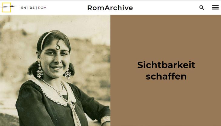 "Screenshot ""RomArchive"""