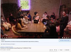 """Screenshot der Folge """"Coronavirus: Wie ansteckend ist euer Rassismus?"""""""