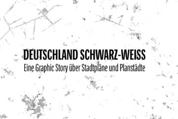 Screenshot Deutschland Schwarz-Weiß